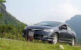 Hơn 21.000 ôtô Honda tại Việt Nam bị lỗi túi khí