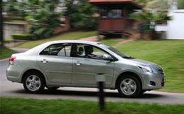 Toyota triệu hồi gần 4.000 xe Corolla và Vios tại Việt Nam