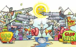 """Kinh tế qua hoạt hình: Bán phá giá - """"Đánh nhau bằng mồm"""" nhiều hơn là hành động"""