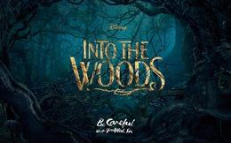 Into the Woods: Một sắc màu cổ tích mới lạ