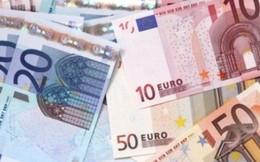 Đồng euro thấp nhất gần 9 năm