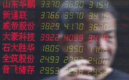 Chứng khoán tuột dốc, Trung Quốc mất 2.800 tỉ USD