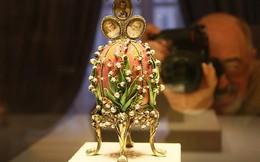 Vì sao những quả trứng Fabergé lại khiến cả thế giới phải thèm muốn?