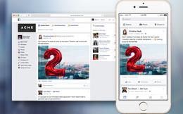 """""""Facebook At Work"""" đã có trên Android và iOS: làm giàu không khó cùng Mark Zuckerberg"""