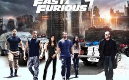 Fast and Furious 7 đạt doanh thu kỷ lục