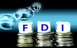 Thu hút FDI tăng đột biến