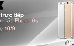FPT Shop xác nhận thiết kế iPhone 6s, thêm phiên bản màu hồng