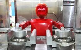 Trung Quốc háo hức chào đón siêu thị... robot đầu tiên!