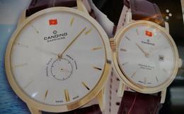 Thụy Sĩ sản xuất phiên bản đồng hồ Hoàng Sa, Trường Sa
