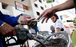 Từ 15h chiều nay: Giá xăng giảm thêm 260 đồng/lít