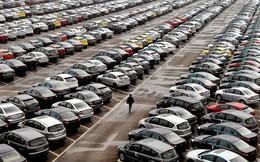 Biểu đồ cho thấy ô tô nhập khẩu vào Việt Nam đã tăng chóng mặt như thế nào