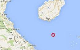 Giàn khoan Hải Dương 981 thăm dò dầu khí trái phép phía tây bắc Hoàng Sa