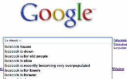 Facebook được tìm kiếm nhiều nhất ngay trên 'sân nhà' của Google
