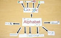 """Google và các công ty con thuộc Alphabet sẽ """"thân ai nấy lo"""""""