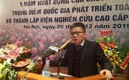 Giáo sư Ngô Bảo Châu gửi thông điệp về Toán học