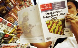 Sau Financial Times, Pearson tính bán tiếp 50% cổ phần ở The Economist