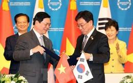 FTA Việt Nam - Hàn Quốc: 3 - 4 ngày đêm chỉ bàn chuyện tỏi, ớt