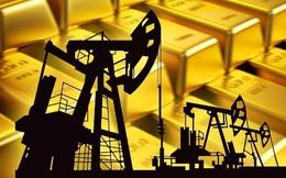 """Giá vàng và dầu lâm nguy, nền kinh tế toàn cầu """"cảm cúm"""""""