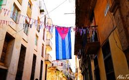 Havana, Cuba – Dải lụa đào bay