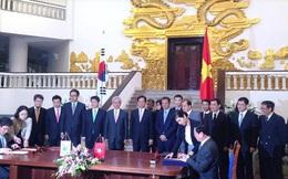 Hiệp định thương mại tự do Việt Nam – Hàn Quốc chính thức có hiệu lực