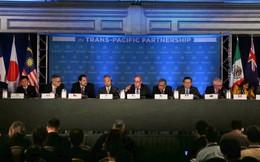 """Công bố Hiệp định TPP:""""chưa là bản cuối cùng"""""""