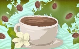 Café bạn uống đến từ đâu?