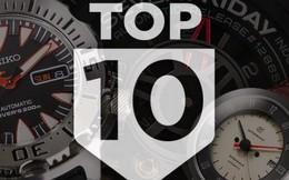 10 mẫu đồng hồ vừa túi tiền không kém phần đẳng cấp