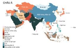 Sản phẩm được Google nhiều nhất ở mỗi quốc gia trong năm 2015
