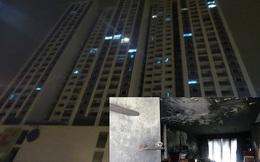 Chung cư cao cấp Hồ Gươm Plaza: Cháy nhà...ra nhiều sai phạm