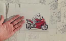 Quảng cáo đáng kinh ngạc vẽ lại 60 năm phát triển của Honda trong 2 phút