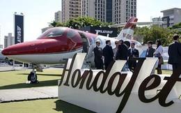 Khi Honda bắt đầu bán máy bay