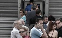 Hiệp hội ngân hàng Hy Lạp: Các ngân hàng chỉ có sẵn 1 tỷ euro