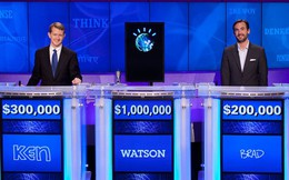 """IBM Watson sẽ trở thành """"người thầy"""" vĩ đại của loài người"""