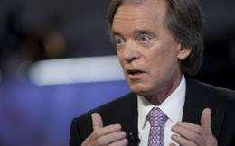 Bill Gross: Giá nhiều loại tài sản sẽ lao dốc trong năm nay