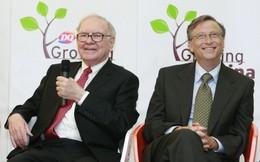 Bill Gates và Warren Buffett: Tình bạn đến từ làm từ thiện