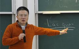 GS Ngô Bảo Châu: Giải toán là một cuộc chơi