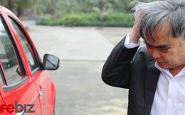 Chủ tịch Vinaxuki Bùi Ngọc Huyên: 'Có dại dột mới đi sản xuất ô tô made-in-Vietnam'