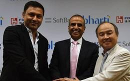 SoftBank và Foxconn đặt cược hàng tỉ đô vào điện năng lượng mặt trời ở Ấn Độ