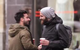 Cùng nhau thưởng thức một ly cà phê nhé, người lạ?