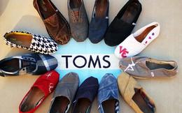Giày TOMS: Ý tưởng lấy của người giàu chia cho người nghèo