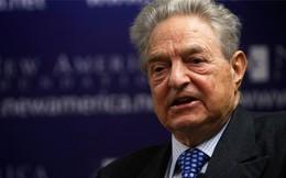 """Geogre Soros: """"Quan điểm về thế giới của chúng ta đã bị bóp méo"""""""
