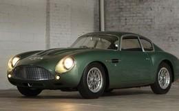 Xế cổ Aston Martin 1962 hứa hẹn thiêu rụi sàn đấu giá trong tháng 12