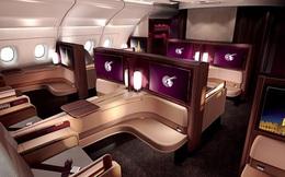 Lịch sử hàng không thế giới qua những chiếc ghế
