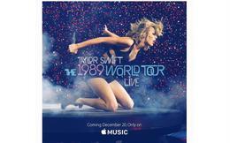 Chiến thắng trên bàn đàm phán, Taylor Swift lại vui vẻ bắt tay Apple