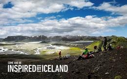 """Iceland đã làm thế nào để """"dụ"""" du khách tới bất chấp nỗi sợ núi lửa phun trào?"""