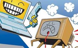 Quảng cáo online sẽ sớm đè bẹp truyền hình?