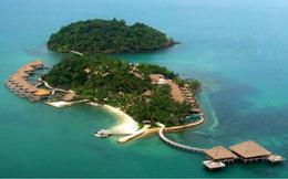 """Cặp đôi """"hô biến"""" hai hòn đảo 15.000 USD ở Campuchia thành resort 30 triệu USD"""