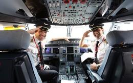 Muốn nghỉ việc phi công phải báo trước 6 tháng