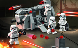 Quên vàng và cổ phiếu đi, bỏ tiền vào đồ chơi Lego có thể lãi tới hơn 2.000%