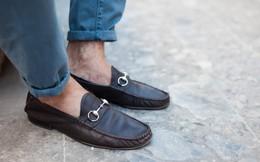 Bí quyết ăn mặc đúng điệu khi đi giày lười dành cho nam giới